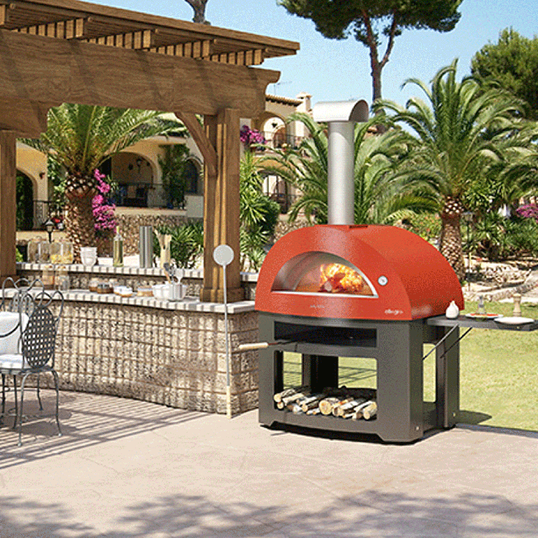 Pizzaahi Allegro väliköögis PS