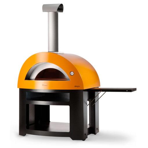 Pizzaahjud-Allegro-kollane