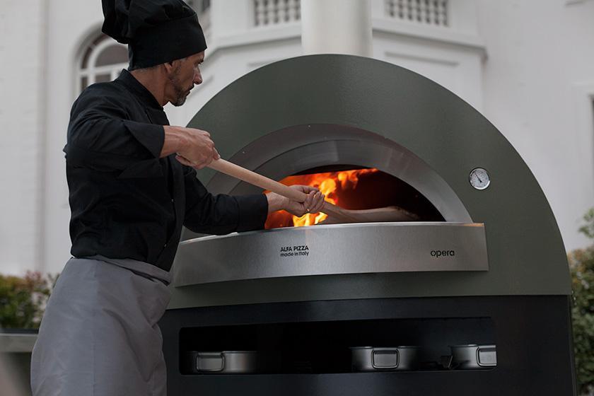 Pizzaahjud üritustele